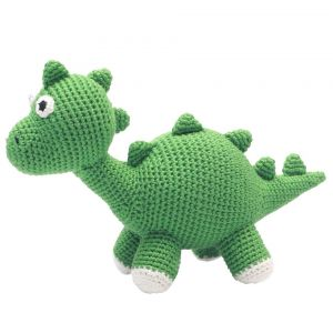 NatureZoo of Denmark XL-Spieltier, 40 cm hoch - Sir Dino