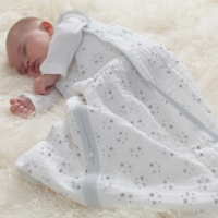 Aden + Anais Sommerschlafsack - Twinkle Cluster