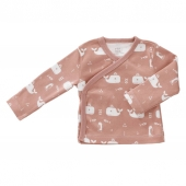 Fresk Wickelshirt, Wal Mellow Rosa