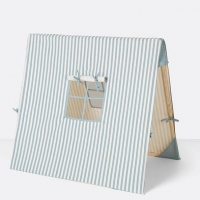 Ferm Living Zelt, Blue Thin Striped