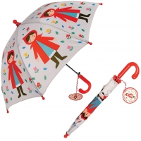 Rex International Kinder Regenschirm, Red Riding Hood