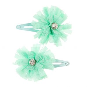 Souza for Kids Haarclip alice, Misty Green, 2 Stück